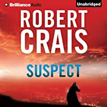 Suspect (       UNABRIDGED) by Robert Crais Narrated by MacLeod Andrews