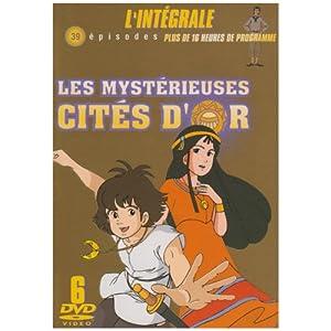 Les Mystérieuses Cités d'Or - Intégrale