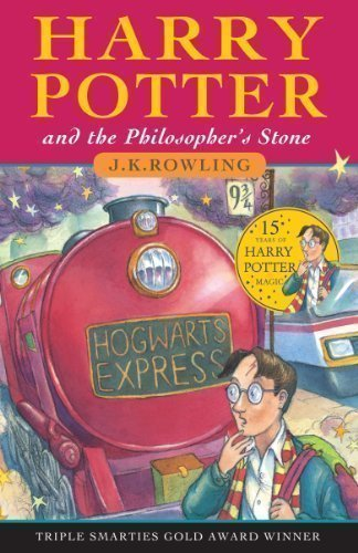 Harry Potter and the Philosopher's Stone (Book 1) by Rowling, J.K Classic Edition (1997)