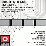 Drum & Bass Massive -The Propellerhead Reason Refill