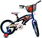 Spiderman Bike, 16-Inch
