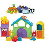 Fun Time Farmyard Activity Play Set