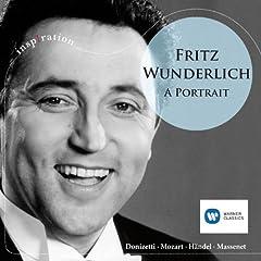 Fritz Wunderlich - A Portrait