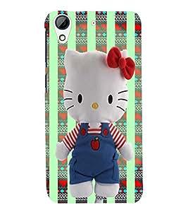 Fuson Hello Kitty Case Cover for HTC Desire728