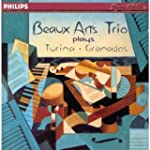 Beaux Arts Trio Plays Turina-Granados