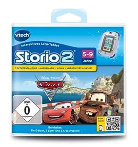 VTech 80-230104 - Storio 2 Lernspiel Cars 2