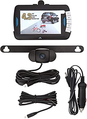 Peak PKC0BU4  Wireless 4.3-Inch Back-up Camera Kit from The Rear View Camera Center