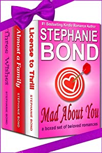(FREE on 2/13) Mad About You by Stephanie Bond - http://eBooksHabit.com