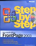img - for Microsoft  Office FrontPage  2003 Step by Step (Step By Step (Microsoft)) book / textbook / text book