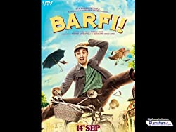 Barfi!  (Hindi Movie / Bollywood Film / Indian Cinema DVD) (2012)