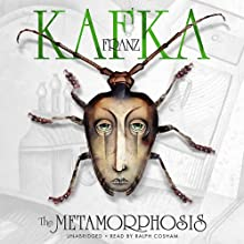 The Metamorphosis Audiobook by Franz Kafka Narrated by Ralph Cosham