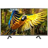 Hyundai HY5082Q4Z-A/Z 125cm (50 Inches) 4K Ultra HD Smart LED TV, Metallic Black