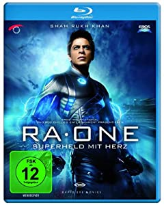 Ra.One - Superheld mit Herz (Special Edition) (Blu-ray) [Limited Edition]