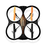 AKASO-K88-Quadcopter-24GHz-4-CH-6-Axis-Gyro-RC-Drone-HD-Camera-Bundle-with-Battery-and-Charger