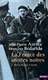 img - for La France des Annesss Noires: Tome 1 (French Edition) book / textbook / text book