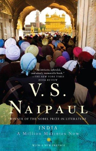 V. S. Naipaul - India