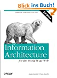 InformationArchitecture for the WWW (Classique Us)