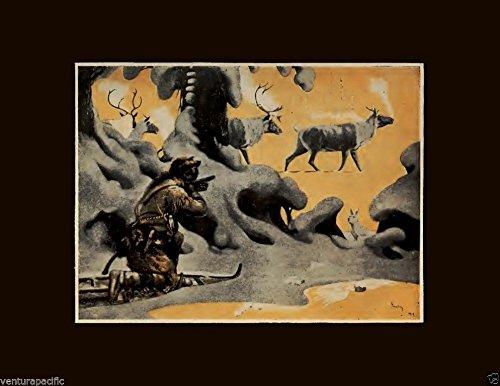 the-caribou-hunter-arthur-heming-circa-1923