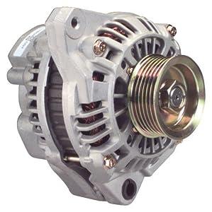 how to change alternator on civic 1.7l