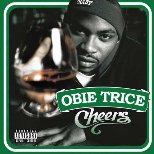 Obie Trice - Cheers album cover