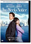 Two Weeks Notice (Widescreen) (Biling...