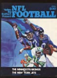 August 9th 1975 NFL Program Minnesota Vikings vs. New York Jets EX at Amazon.com