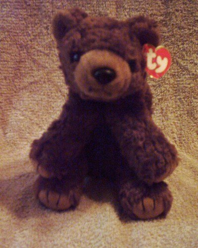 1 X TY Classic Plush - COCOA the Bear