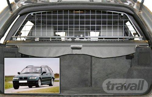 TRAVALL TDG1245 - Hundegitter Trenngitter Gepäckgitter