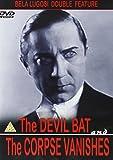The Devil Bat / The Corpse Vanishes [1941] [DVD]