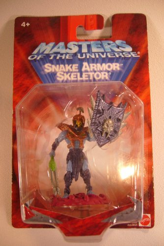 Picture of Mattel Master of the Universe Skeletor Snake Armor 2.75