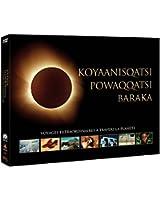 Coffret Trilogie écologique (Baraka + Koyaanisqatsi + Powaqqatsi)