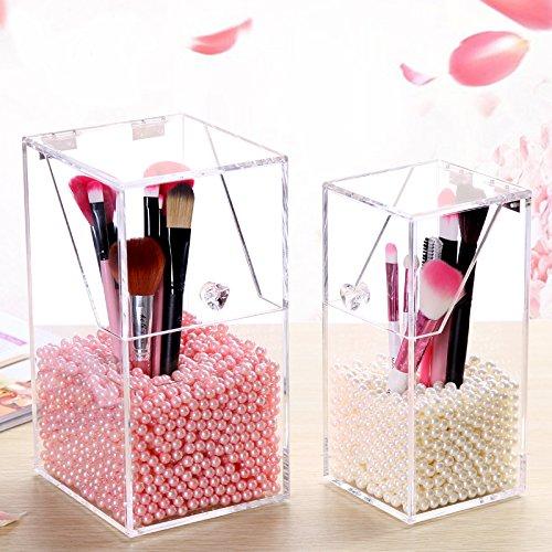zro-acrilico-spazzole-cosmetiche-di-trucco-insiemi-trasparente-scatola-con-perle-rosa