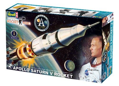 Revell 1:144 Rocket Hero Saturn V Rocket