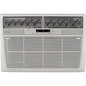 Frigidaire FRA18EMU2 18,500 BTU Window-Mounted Median Air Conditioner with 16,000 BTU Supplemental Heat (230 volts)