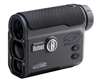 Bushnell 202442 The Truth ARC 4x20mm Bowhunting Laser Rangefinder with Clear Shot by Bushnell