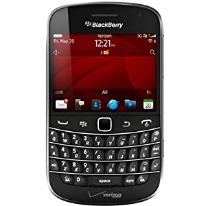 BlackBerry 9930 Blackberry Bold Touch 9930 Verizon CDMA GSM Unlocked Phone with Touch Screen, 5MP Camera and Blackberry OS 7 - Unlocked Phone - No Warranty - Black