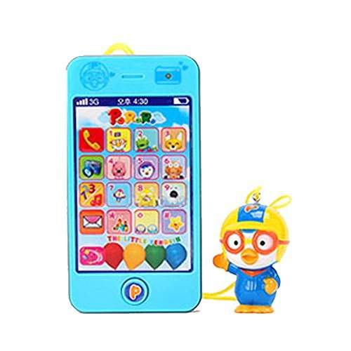 Pororo Smartphone Toy Baby Mobiles Toy Cell Phone - 1