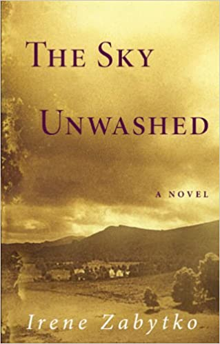 Sky Unwashed Book Jacket