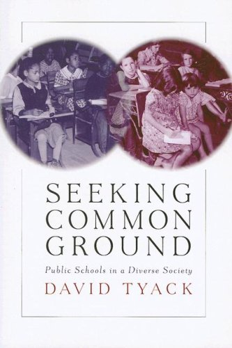 Seeking Common Ground: Public Schools in a Diverse Society PDF