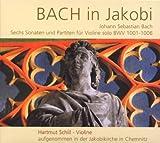Bach in Jakobi: Solo Sonatas