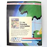 GI Joe Operation A.C.T.I.O.N. 1987 Insert