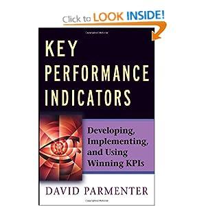 Key performance indicators for trading company