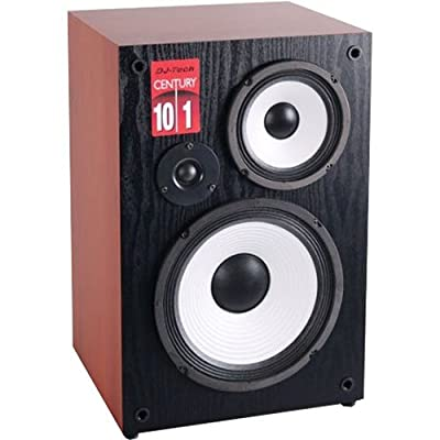 DJTECH Century 101 10-Inch Passive 3-Way Loudspeaker from DJ Tech Pro USA, LLC