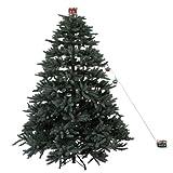 Mr. Christmas Christmas Cable Cars