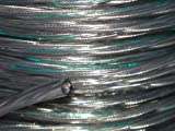 3 CORE PVC TRANSPARENT CLEAR ELECTRICAL CABLE FLEX WIRE 0.75mm