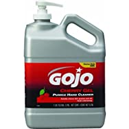 Go-Jo Ind.2358-02Cherry Hand Cleaner-GAL CHERRY GEL CLEANER