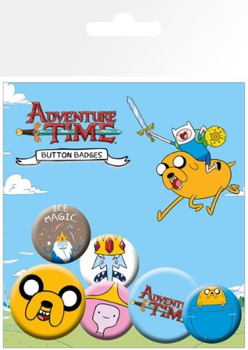 gb-eye-ltd-adventure-time-jake-set-de-boutons
