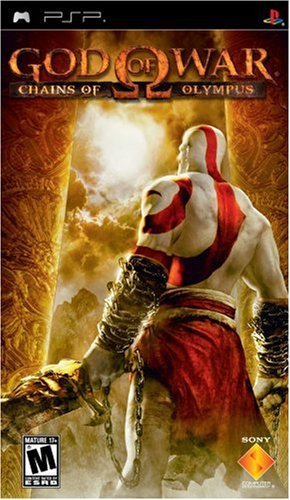 PSP God of War Entertainment Pack - Red