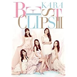 Kara Best Clips 3 [Blu-ray]
