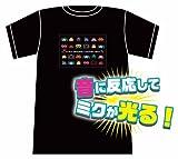 初音ミク イルミネーションTシャツ【A】 (Lサイズ)